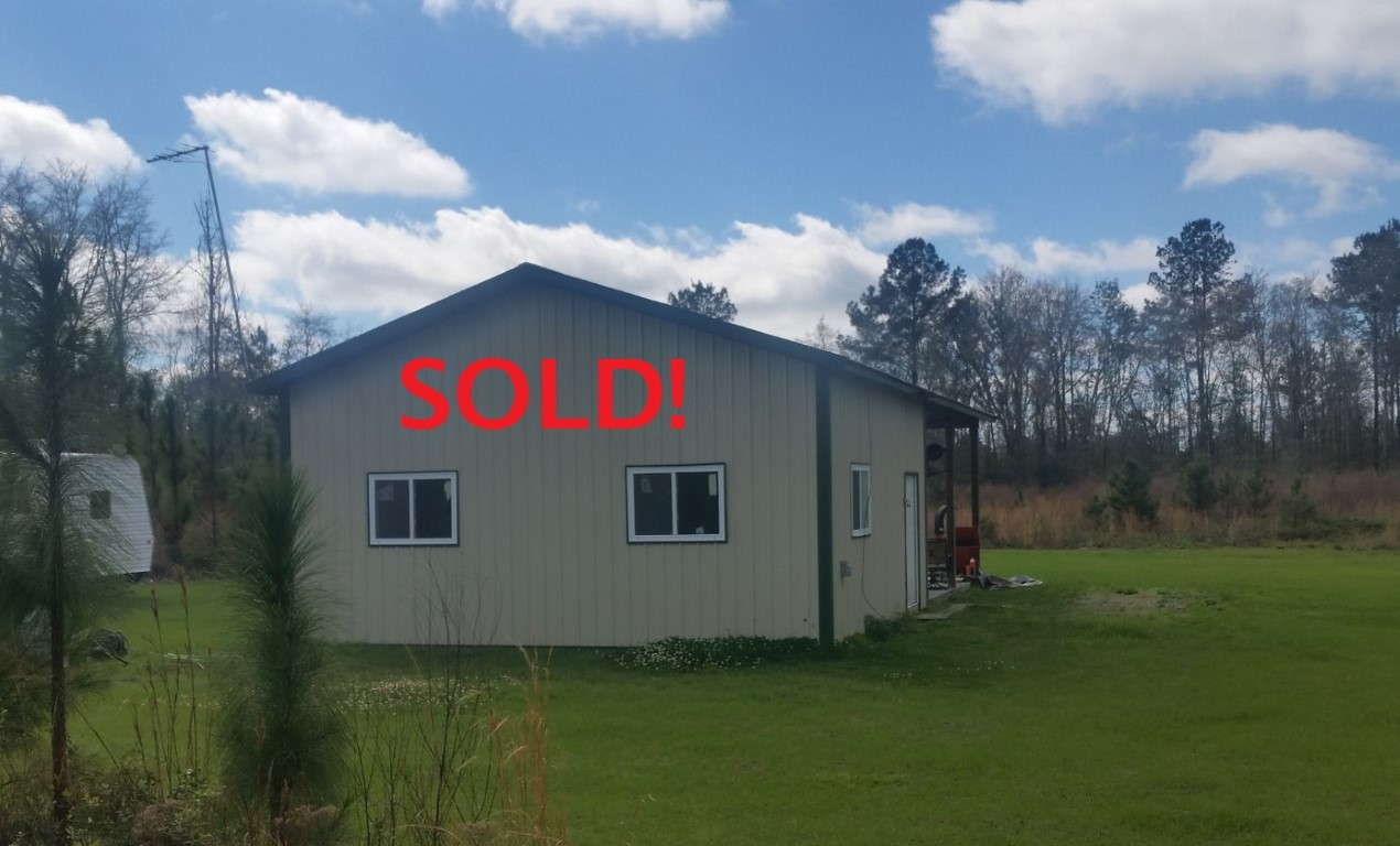 SOLD! 40 Acre Hunting Camp