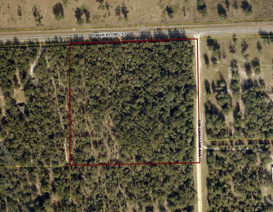 SOLD 9.78 Acres
