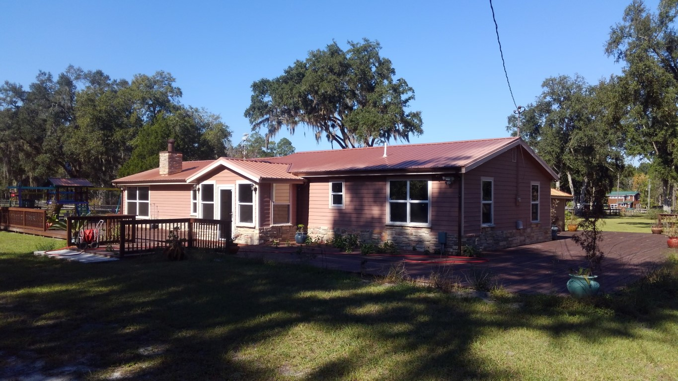SOLD! Country Living N. Florida