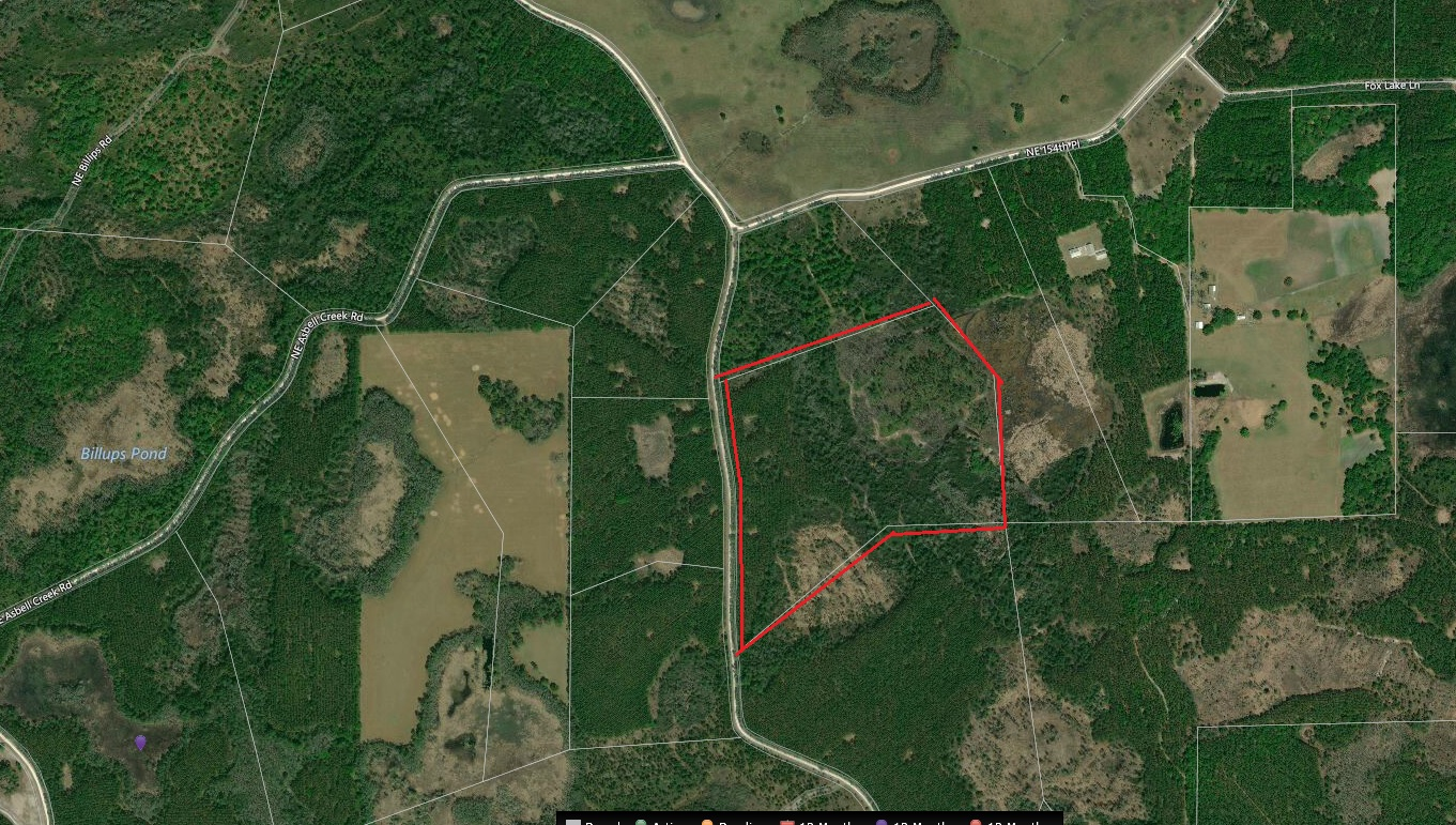 37.2 acres Winding River Preserve